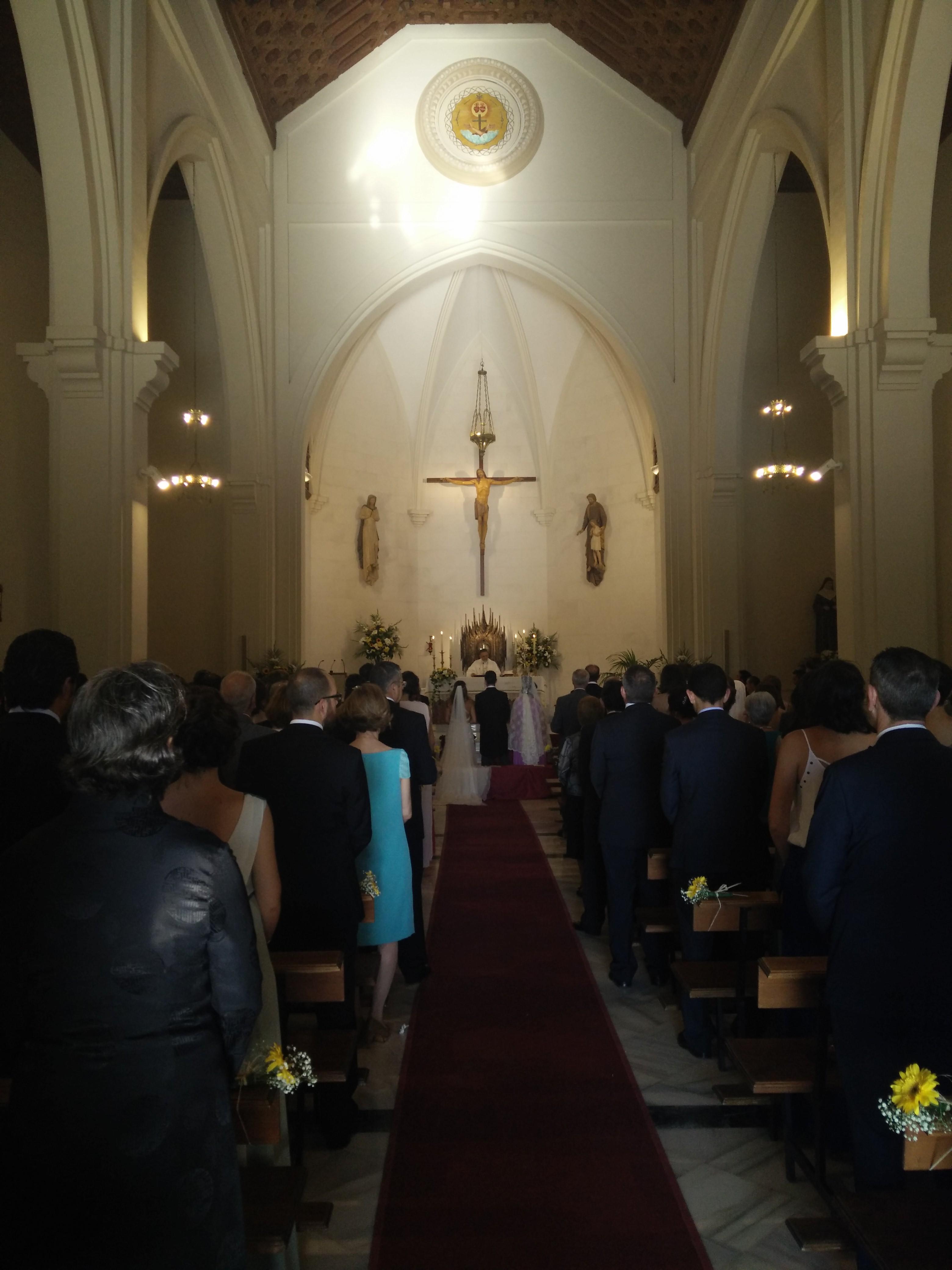 Ceremonia De Matrimonio Catolico : Católico ceremonia de boda música — cuadros